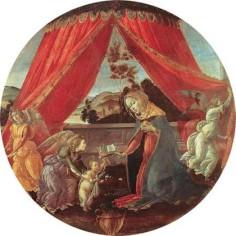 Madonna del Padiglione (1493 ca., Milano, Pinacoteca Ambrosiana)