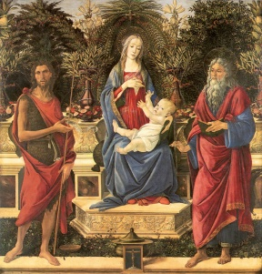Madonna Bardi (1485 ca., Berlino, Gemäldegalerie)