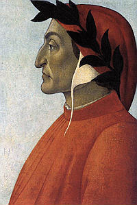 Ritratto di Dante (1495 ca., Ginevra, collezione privata)