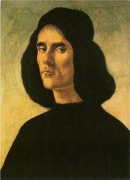 Ritratto di Michele Marullo (1496-97, Barcellona, collezione Cambó)
