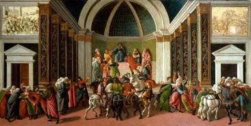 Storie di Virginia (1498 ca., Bergamo, Accademia Carrara)
