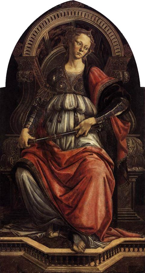 Angelapatrono Sandro Botticelli